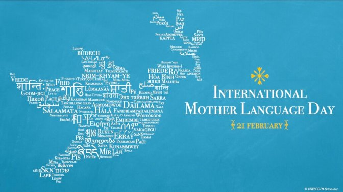 UNESCO Int'l Mother Language Day